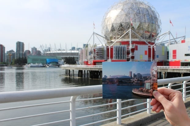 Science World Expo 86 with BC Place