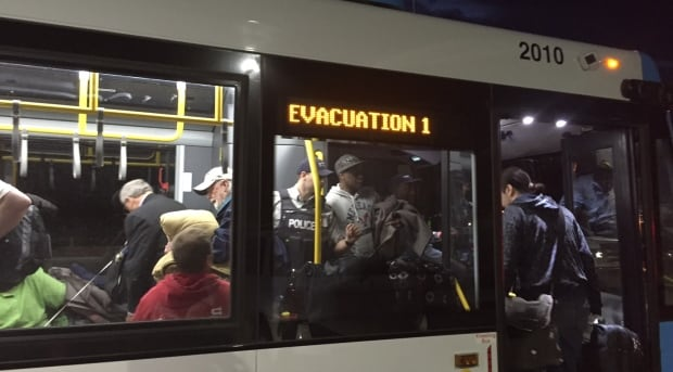 Evac bus