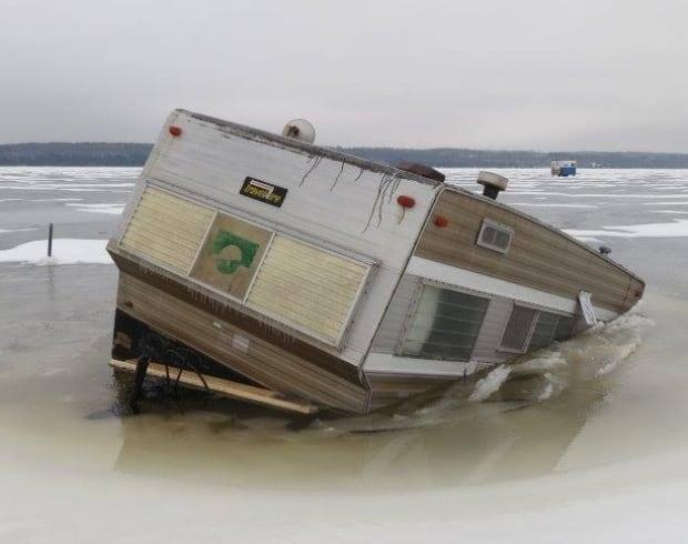 hut ice