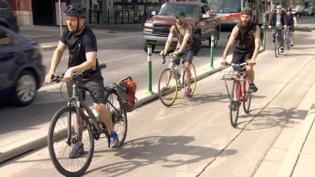 Calgary Cycle Track