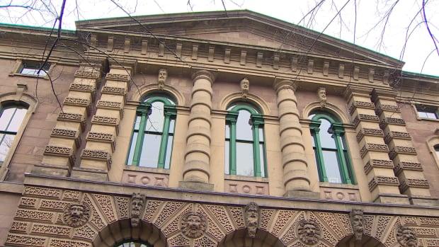 Halifax provincial court.