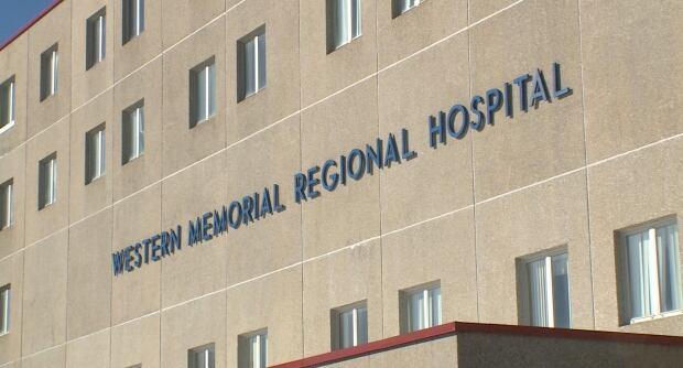 Western Memorial Regional Hospital, Corner Brook
