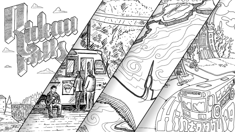 Ottawa colouring book 'total love letter' to capital