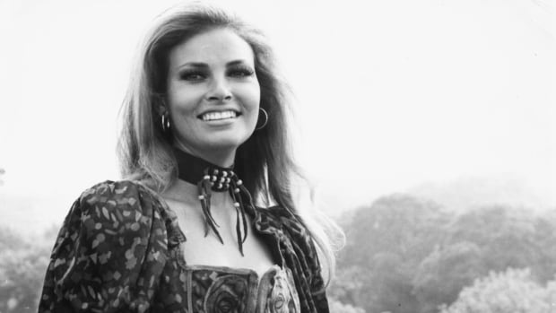 The best part of mindfulness meditation? Raquel Welch.