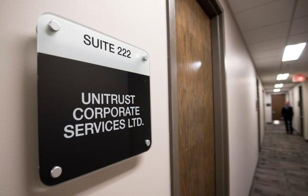 Unitrust Corporate Services office in Toronto