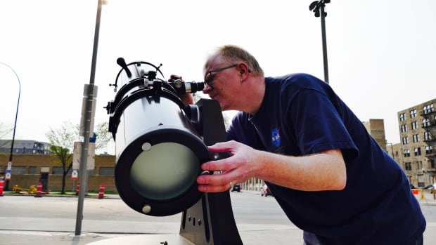 Mercury transit, Winnipeg, Scott Young