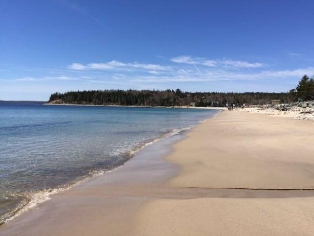 Sunny Nova Scotia Weather Queensland Beach