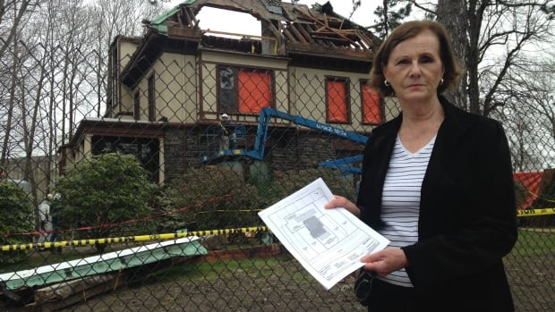 Peggy Cunningham was actively involved in the effort to save historic homes on Young Avenue from the wrecking ball.