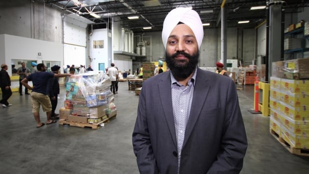 Sikh donations