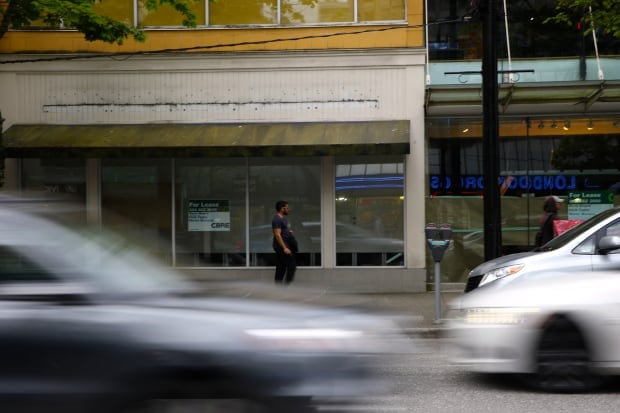 Robson Street For Lease