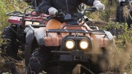 Man suffers life-threatening injuries in Thunder Bay area ATV crash, police say