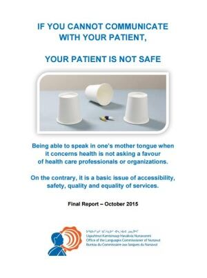 Cover of report on QGH
