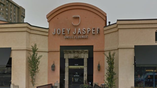 Joey Restaurants' dress code for female staff has come under fire.