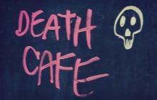 Death Cafe Billboard