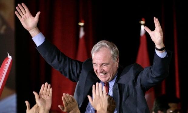 CANADA POLITICS