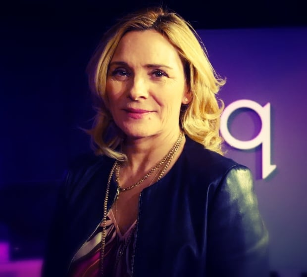 Kim Cattrall on Sensitive Skin and mastering your midlife ... Kim Cattrall Insomnia