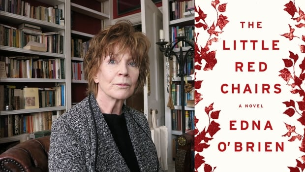 AUTHOR/BOOK COVER: The Little Red Chairs by Edna O'Brien