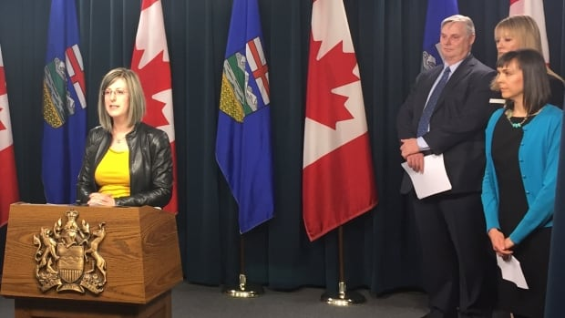 Service Alberta Minister Stephanie McLean is introducing Bill 15 in the legislature Thursday.