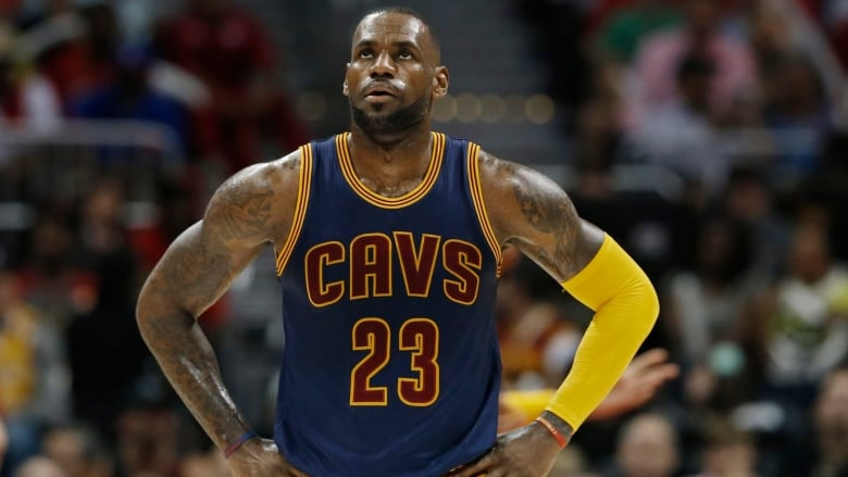 new style 4c1ab 80cab LeBron James leaving retirement 'up to his kids' | CBC Sports