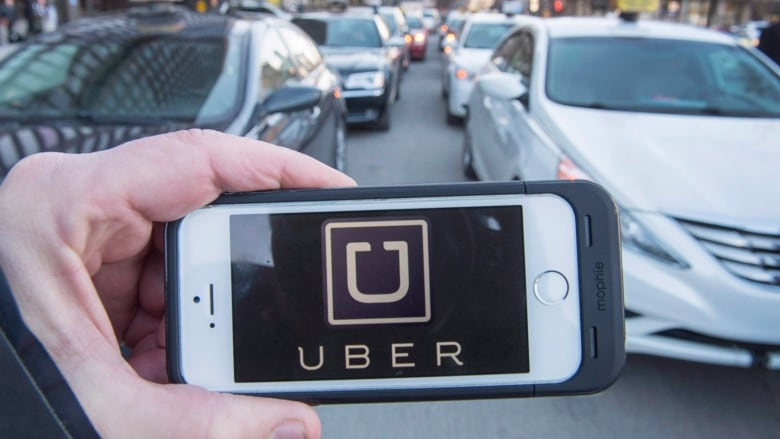 Quebec s uber pilot project now in effect cbc news