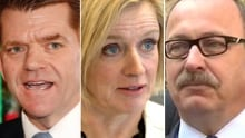 Alberta provincial party leaders