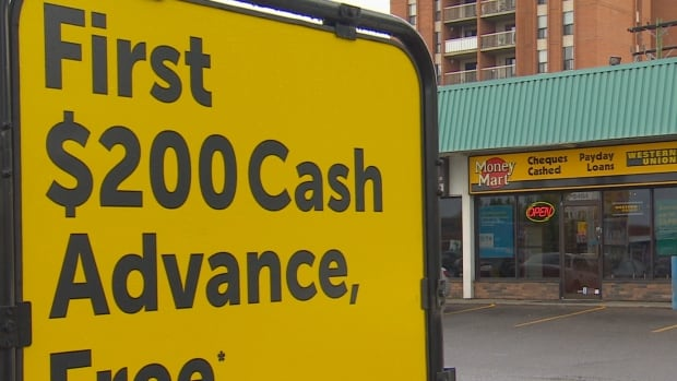The number of payday stores in Alberta dropped from some 220 at this time last year to about 195 since Alberta's Act to End Predatory Lending was passed in 2016.