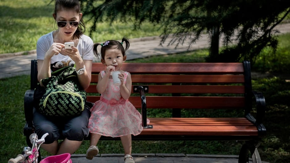 Two recent studies argue that being tethered to our smartphones is having a negative effect on parenting.