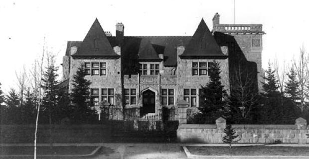 Pat Burn's House