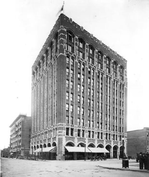Southam building