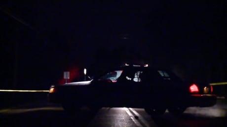 Police Car in Dark investigation generic