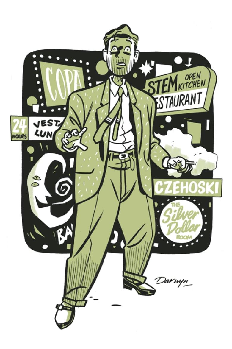 Comic book artist Darwyn Cooke enters palliative care