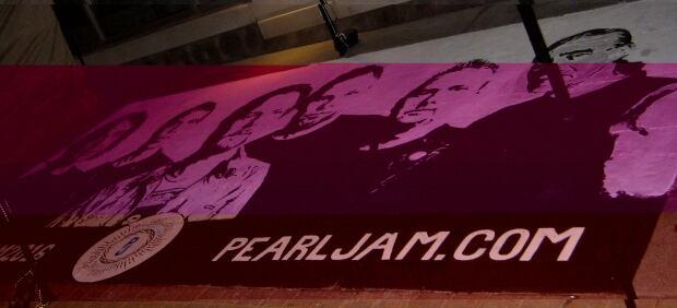Pearl Jam mural François Pelletier