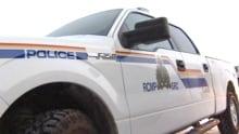 RCMP truck