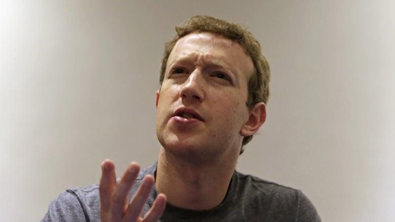 Mark Zuckerberg to meet conservatives over allegations Facebook