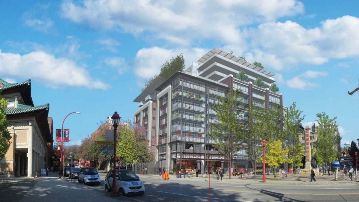 Not good enough: Chinatown coalition opposed to new development proposal