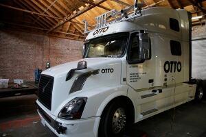 Robot Truckers