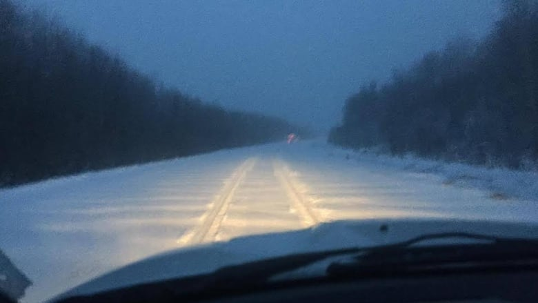 Day After Its Long Road To Better >> Rare May Snowstorm Shut Down James Bay Highway For A Day And A Half