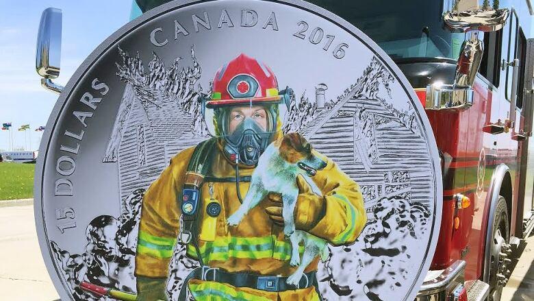 BRIDGETT: Military firefighter canada