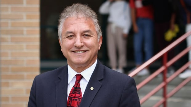 Vancouver School Board Chair Mike Lombardi says education money from the province falls short of what school districts need.