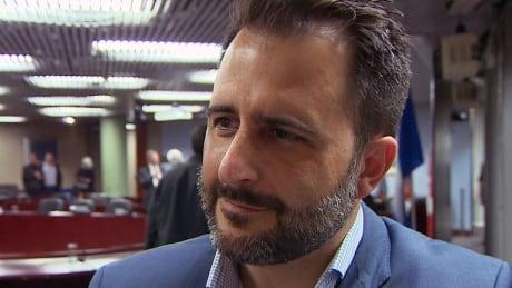 Toronto Councillor Justin Di Ciano