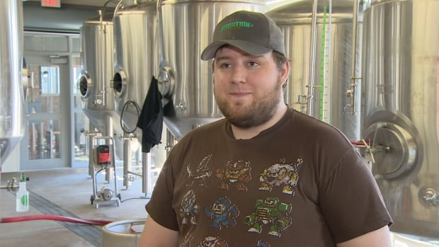 Matthew Cockle, a graduate of Olds College, is the Head Brewer at Situation Brewing
