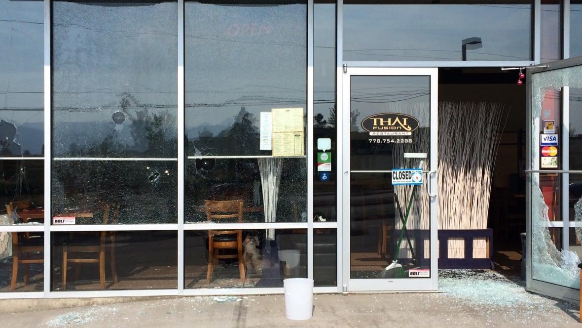 U0027A Hard Way To Go Outu0027 Thai Fusion Restaurant Closes After Multiple Attacks - British Columbia - CBC News & Thai Door Abbotsford \u0026 Photo Of Thai Du0027or - Abbotsford BC ...