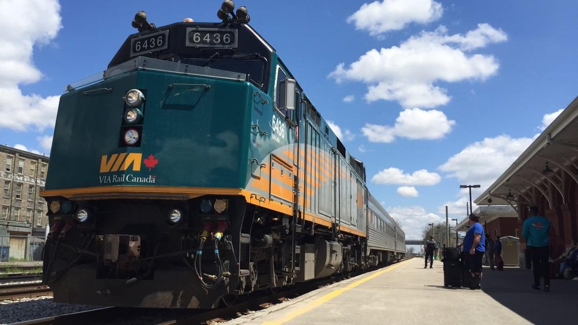 delightful Via Rail Kitchener To Montreal #6: Via Rail strike possible Monday - Kitchener-Waterloo - CBC News
