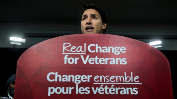 Justin Trudeau campaigned on restoring lifelong pensions for wounded veterans in the last election, but Veterans Affairs Minister Kent Hehr has been non-committal on a timeline. Now the government is taking veterans back to court to try and block a lawsuit over the New Veterans Charter.