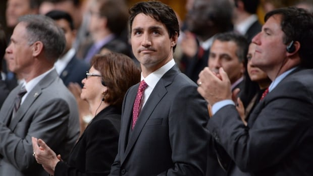 Prime Minister Justin Trudeau is applauded as he formally apologizes for a 1914 government decision that barred most of the passengers of the Komagata Maru from entering Canada.