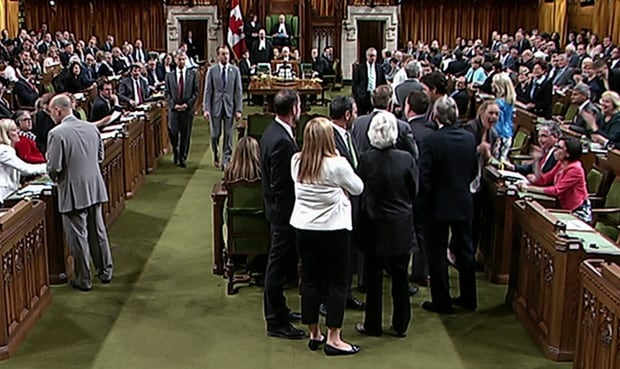Justin Trudeau House altercation - 2