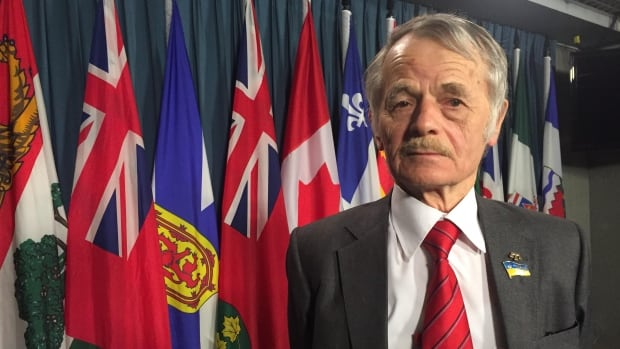Crimean Tatar leader Mustafa Dzhemilev says, 'If Western countries decide to re-establish relationships with Russia and become friends again, it is a disaster for the entire Crimean Tatar people.'