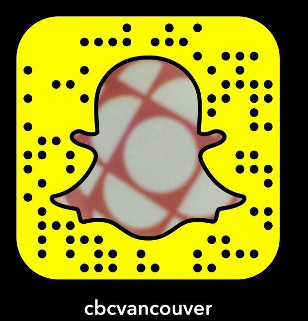 CBC Vancouver Snapcode