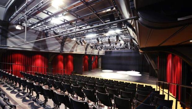 Theatre Rigiblick in Zurich, Switzerland