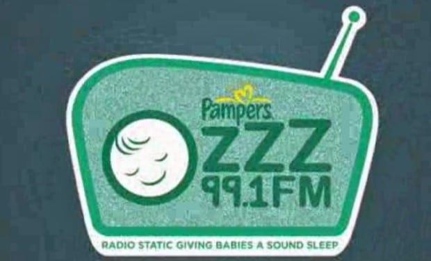 Pampers ZZZ 99.1fm